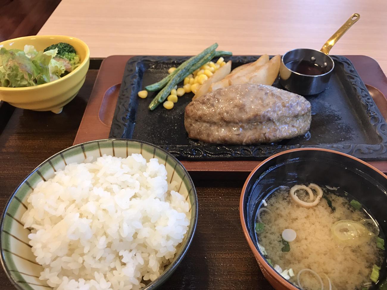 道の駅いわいずみの岩泉レストラン