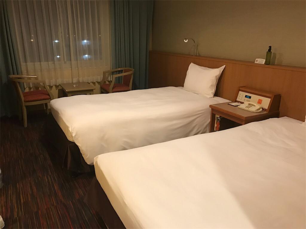 ネストホテル那覇の部屋