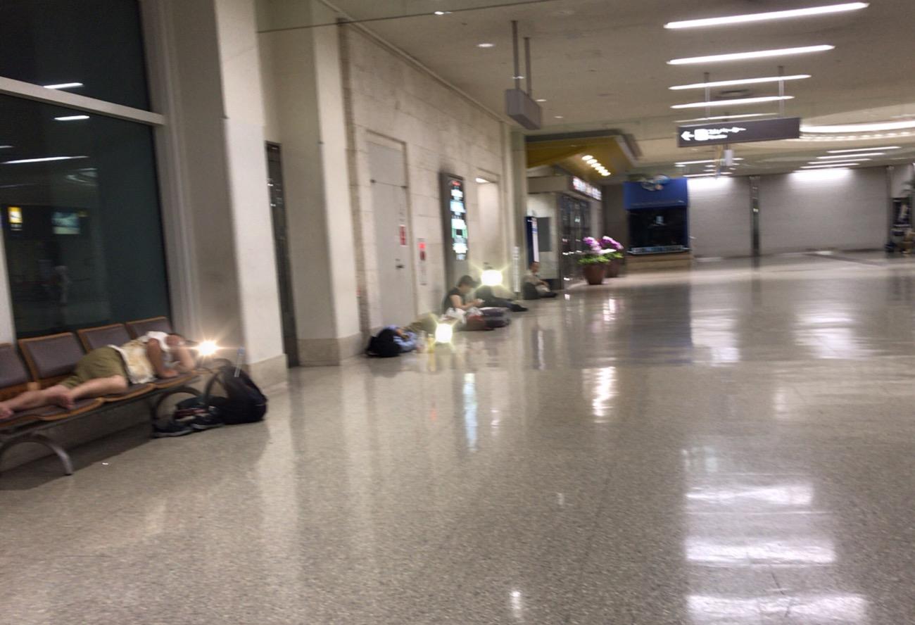 ギャラクシーフライトの時間までの那覇空港での過ごし方 ギャラクシーフライト搭乗記ブログ