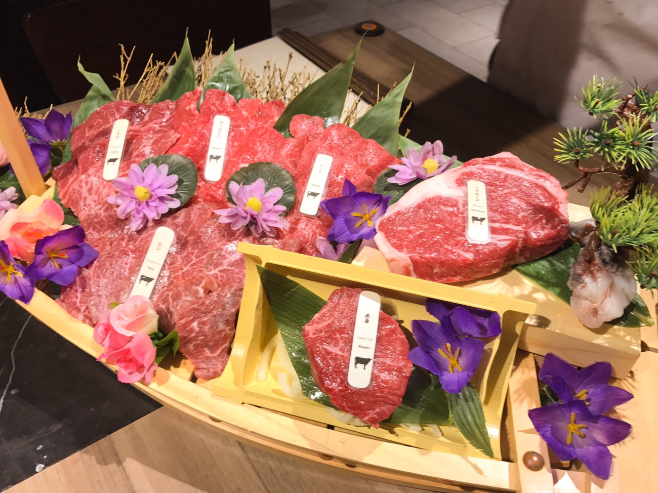 クアラルンプールグルメ 新日本焼肉党