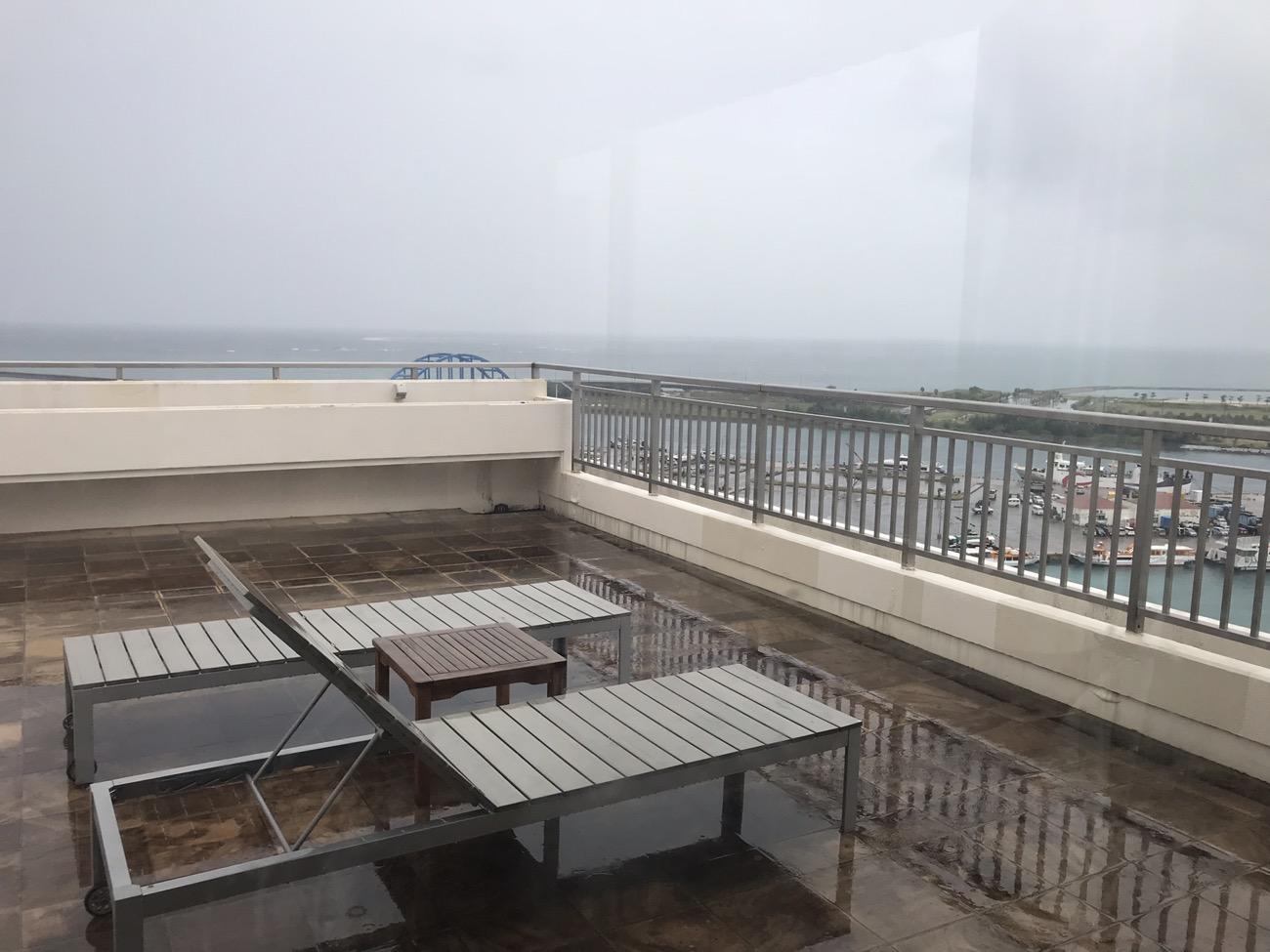 石垣島ホテル イーストチャイナシー テラス