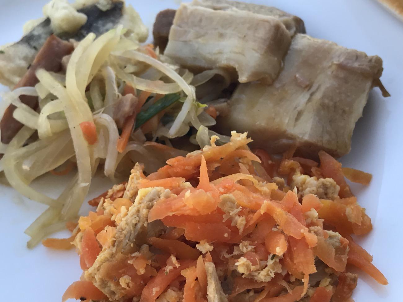 沖縄料理メニューが豊富な朝食ビュッフェホテルイーストチャイナシー