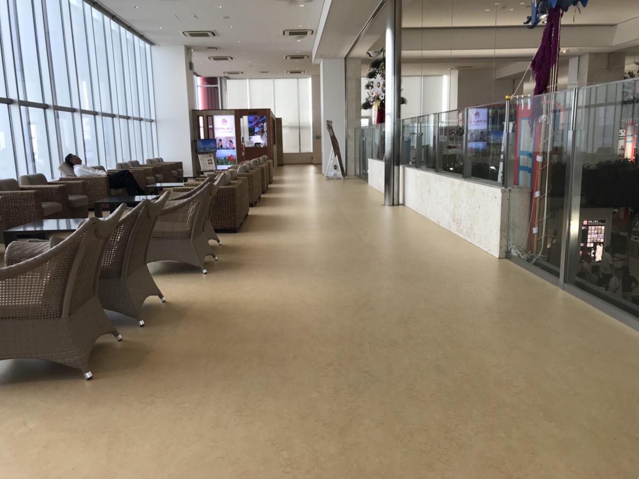 石垣空港 時間をつぶす場所