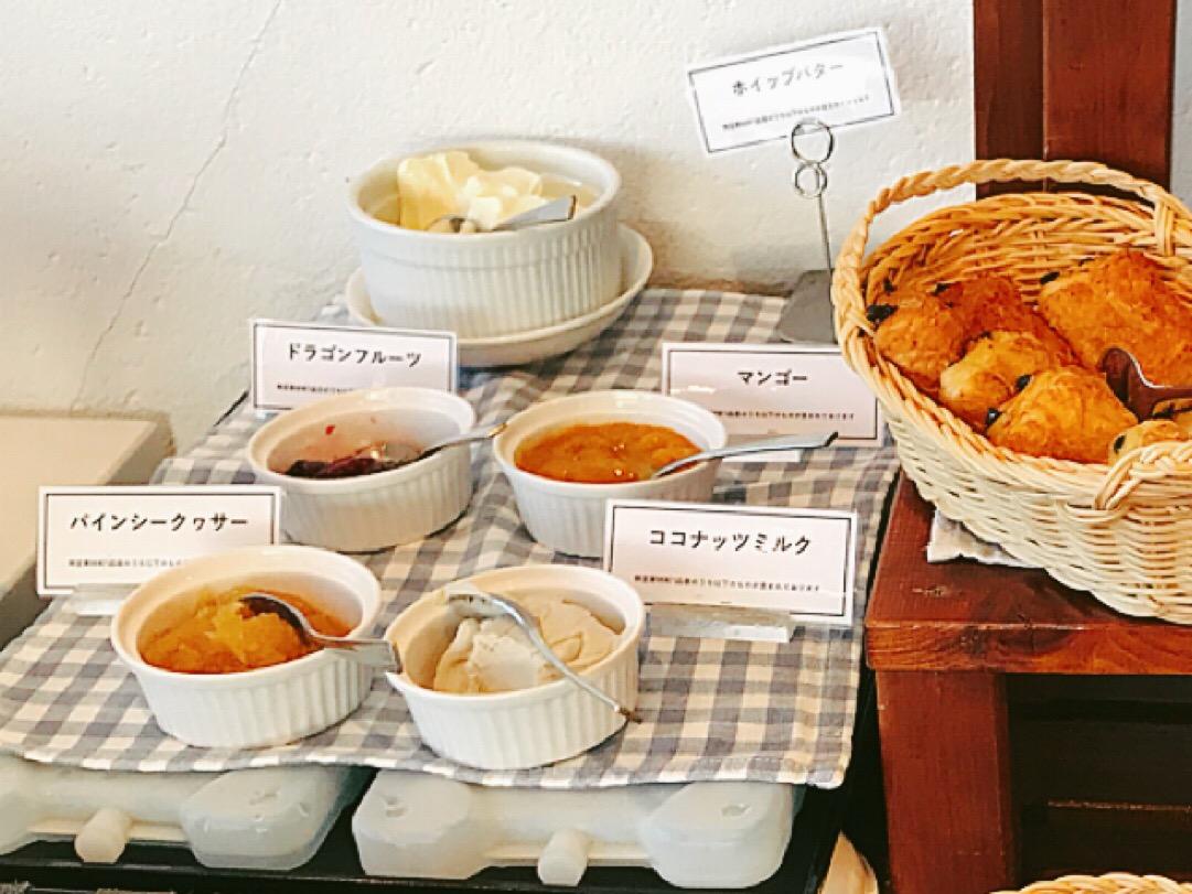 パンが美味しい朝食バイキングホテルイーストチャイナシー
