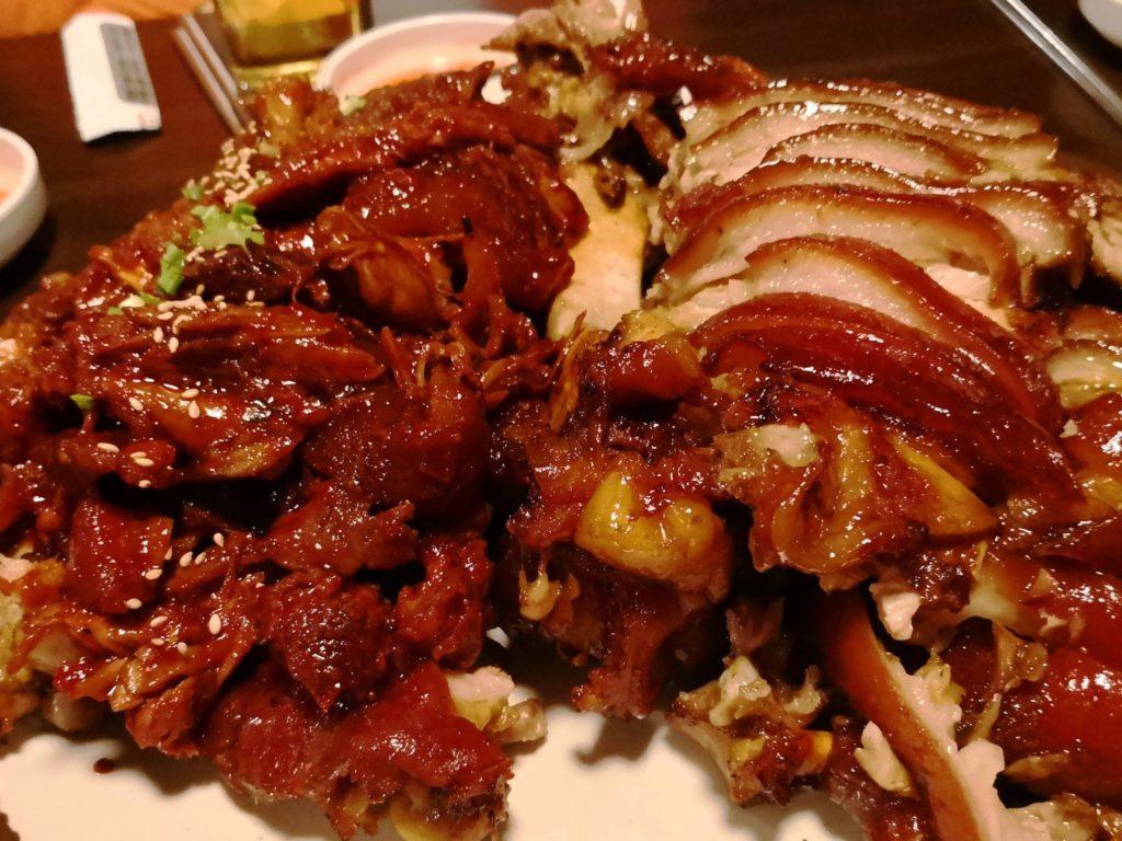 韓国グルメおすすめ豚足 ソウル