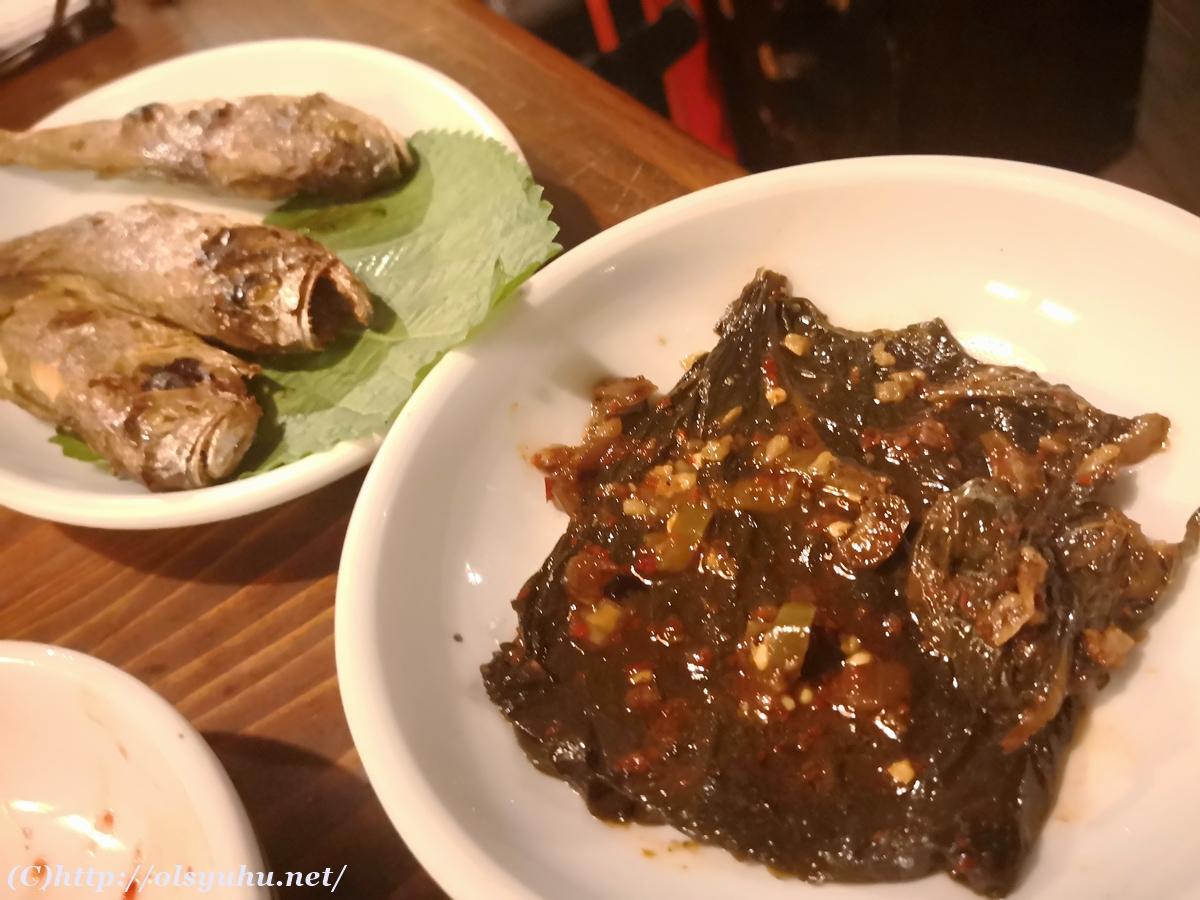 韓国グルメ トダムゴル 韓定食おすすめ ソウル江南