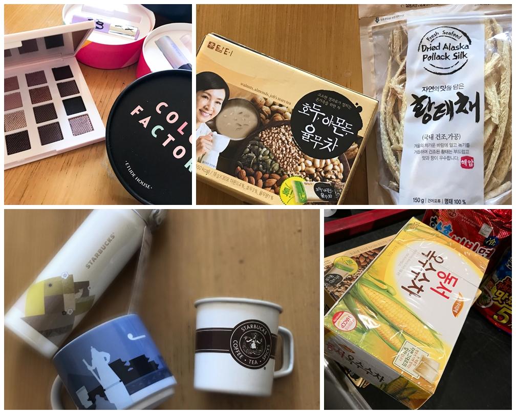 韓国ショッピング韓国土産