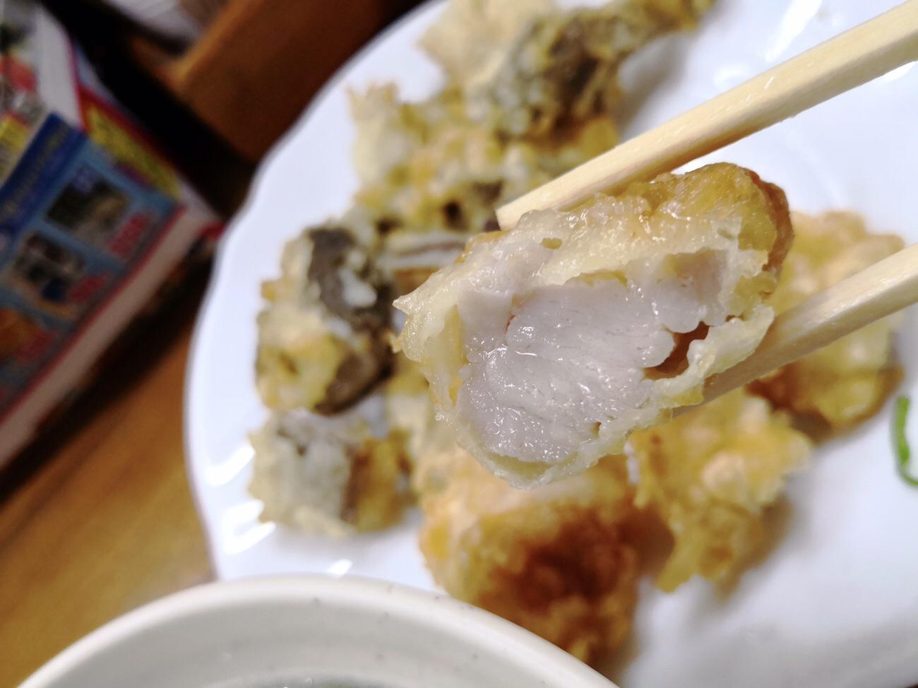 広島グルメ ホルモン天ぷらたかま