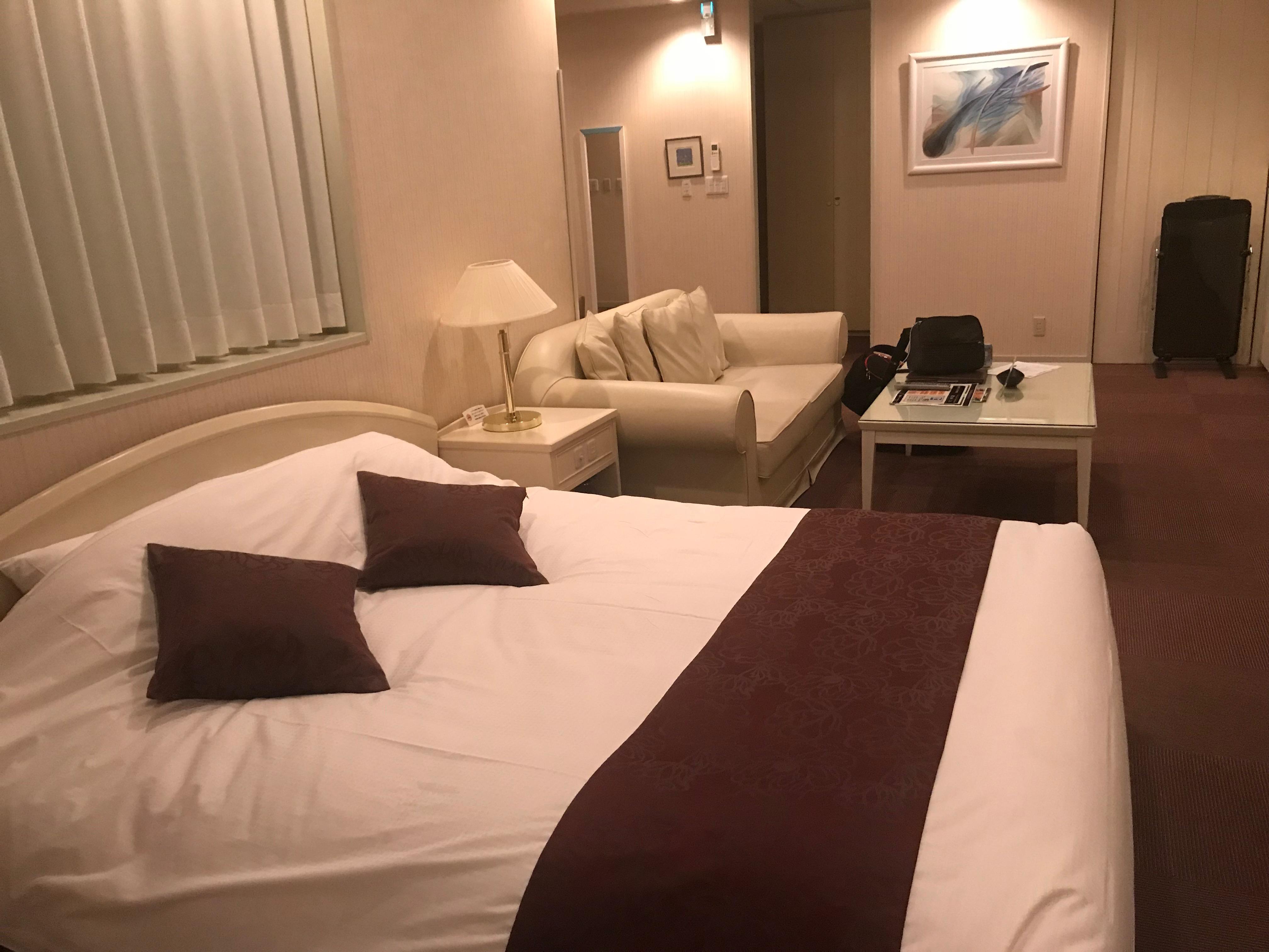 大阪ホテルライブアーテックスの室内