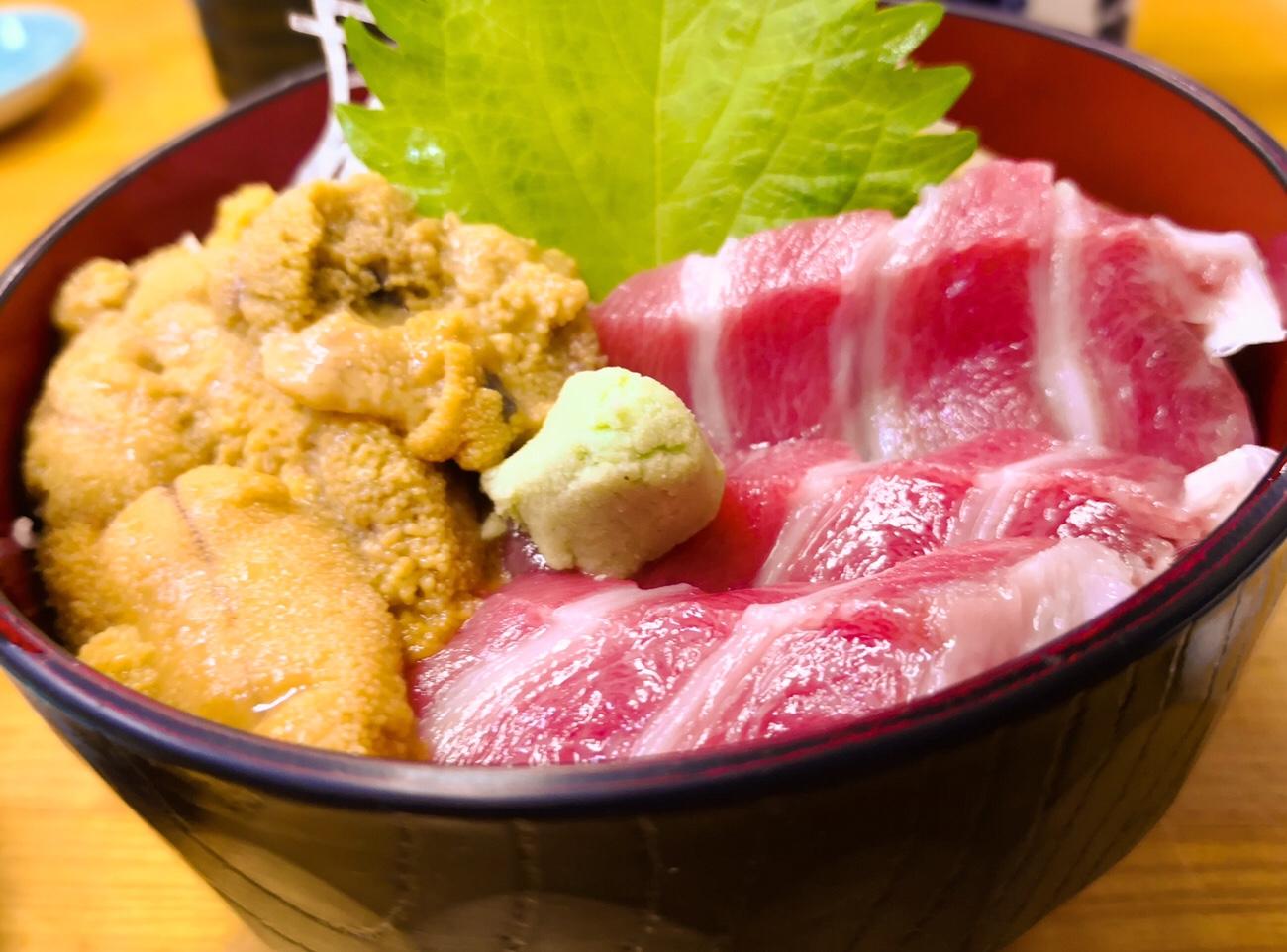海鮮丼 札幌グルメの二条市場