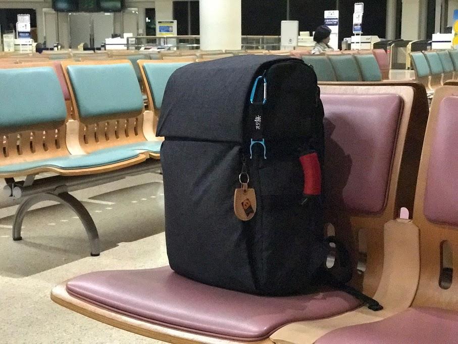 ギャラクシーフライト搭乗記ブログ 那覇空港の過ごし方