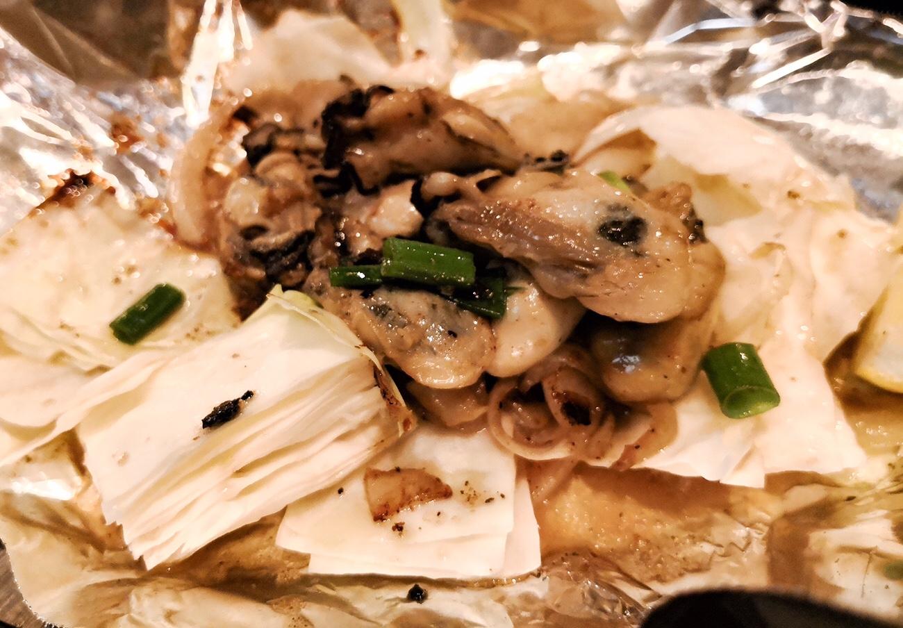 呉は牡蠣の生産高日本一になったこともある 呉駅 牡蠣の美味しい店徳兵衛