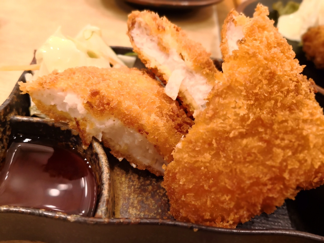 てっ平 広島空港食事おすすめ お好み焼き