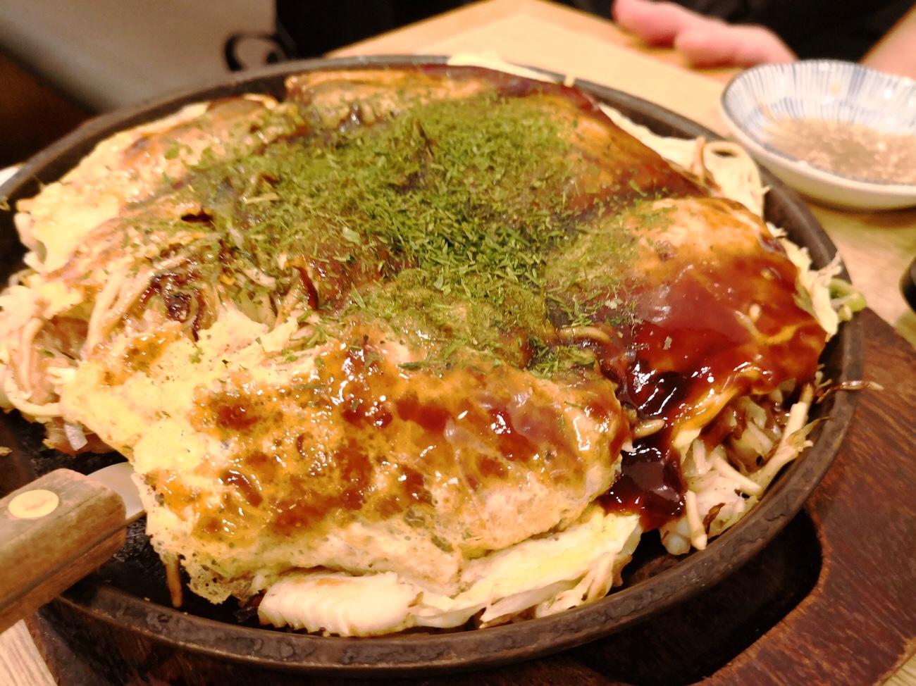 広島空港 食事 お好み焼き有名店