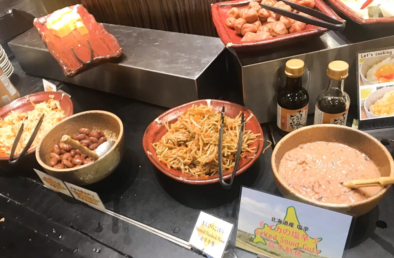札幌ホテル朝食ビュッフェおすすめ ニューオータニイン札幌 ブログレポート