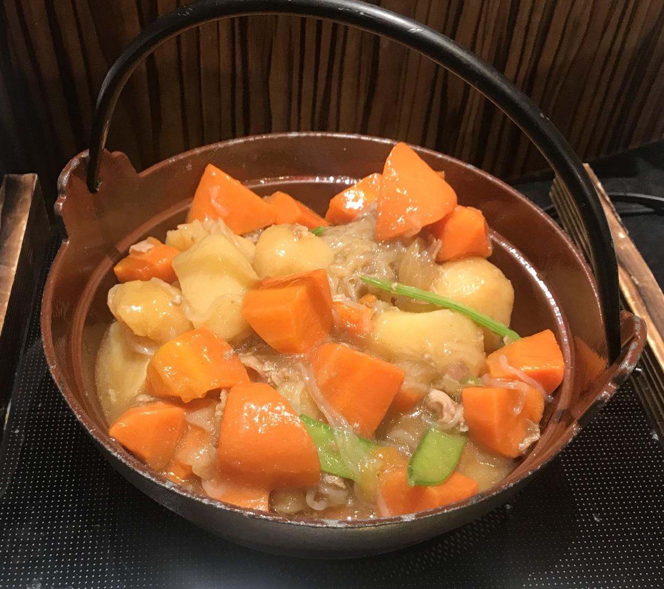 札幌旅行 肉じゃが ホテルニューオータニイン札幌の朝食