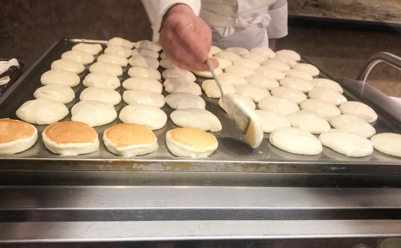 ニューオータニイン札幌 朝食ビュッフェおすすめパンケーキ ブログレポート