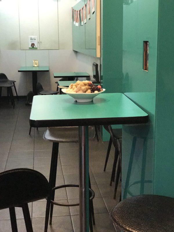 タロ芋かき氷とマンゴーかき氷の人気店 台北永康街 芋頭大王