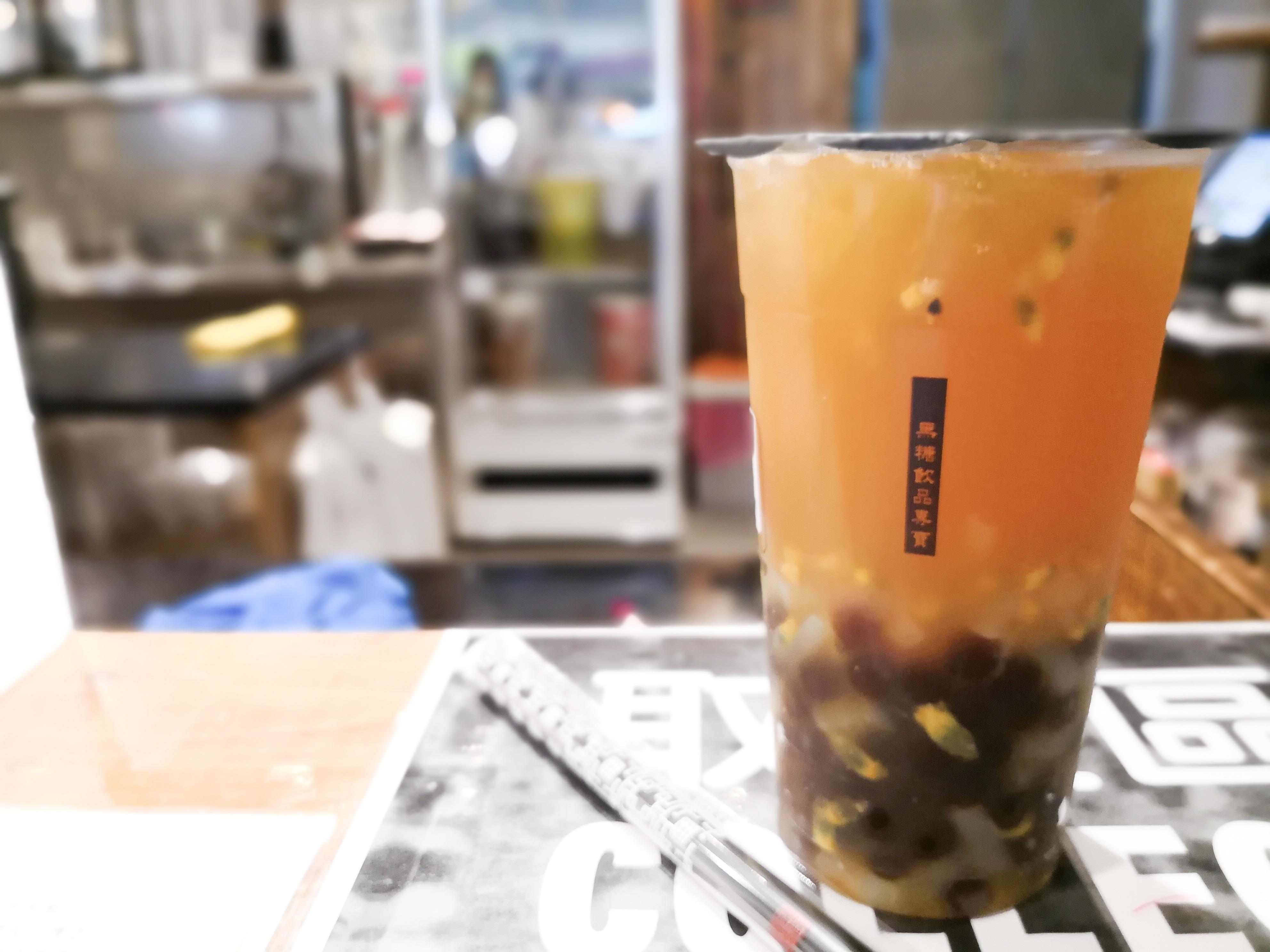 台北黒糖タピオカミルクティーおすすめ人気店「珍煮丹」