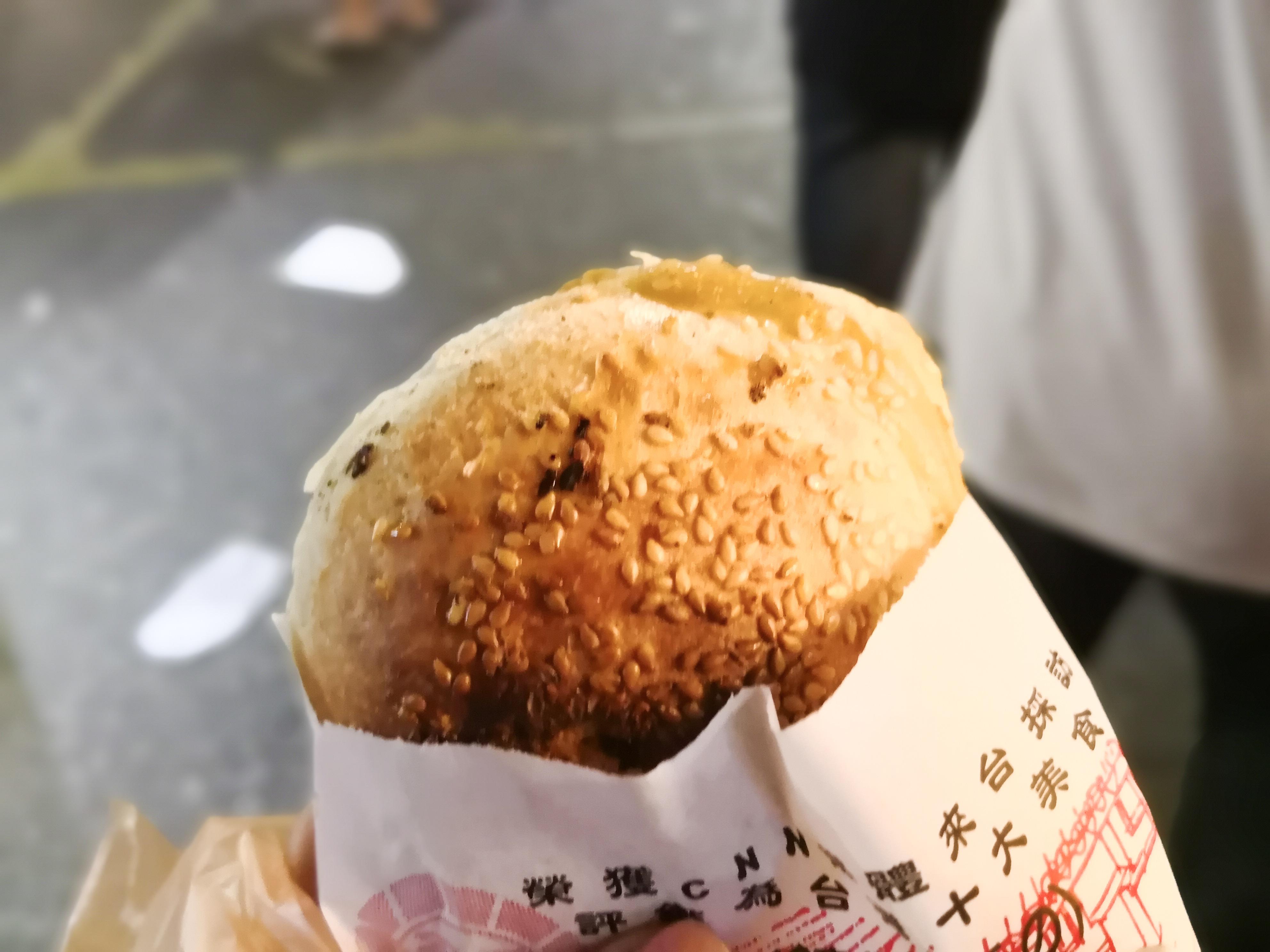 台湾旅行 台湾グルメ食べ歩き士林市場のおすすめ胡椒餅