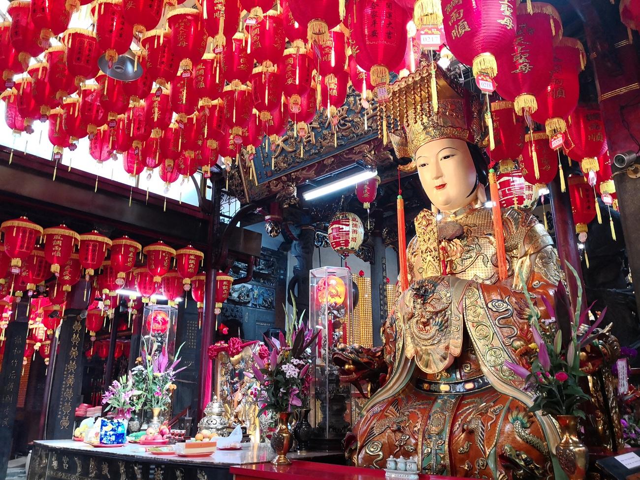 台湾台北観光 士林士林慈諴宮 台湾旅行ブログおすすめ