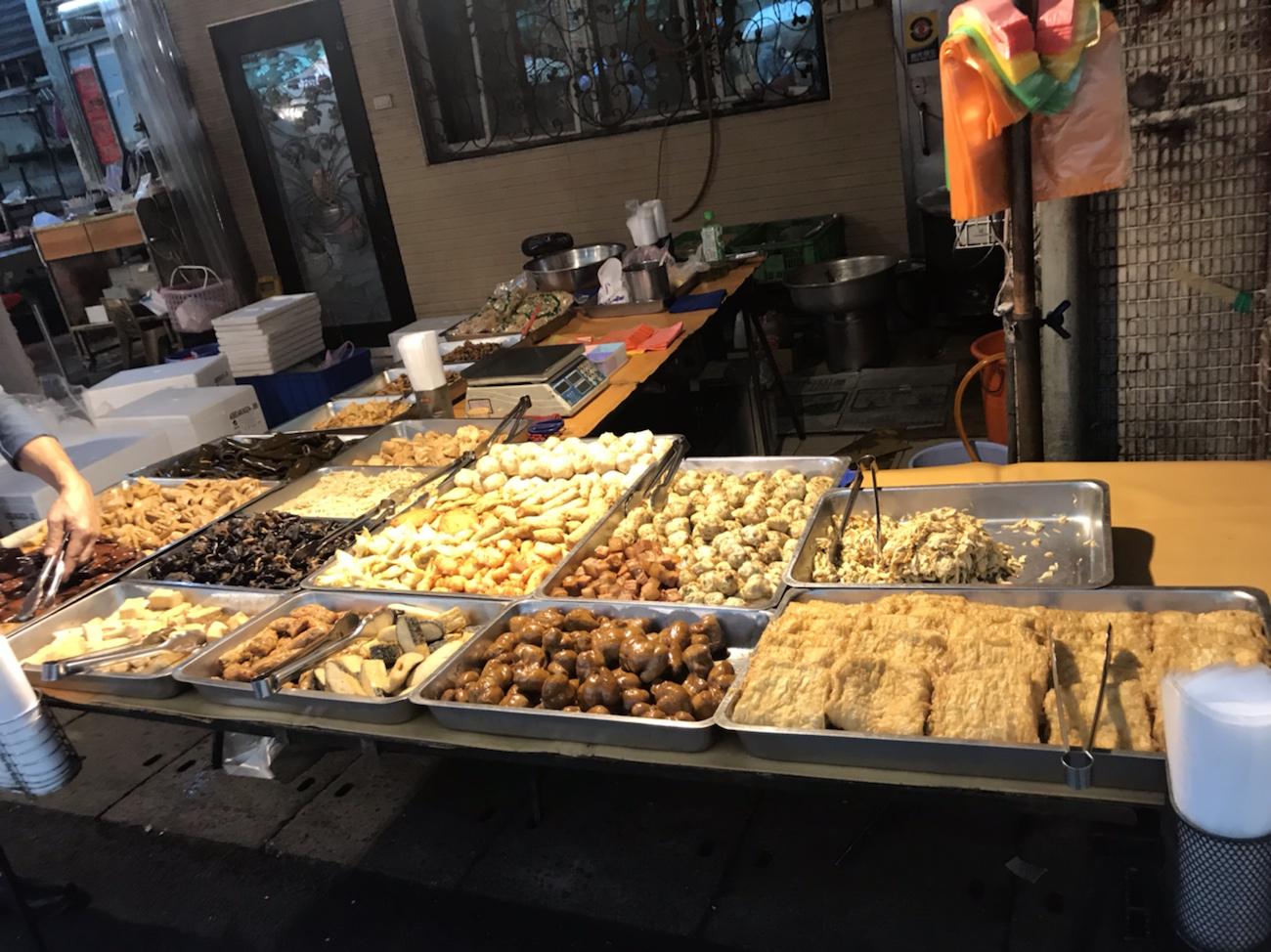 一人旅女子 台北 太平市場 台湾グルメ食べ歩きブログ