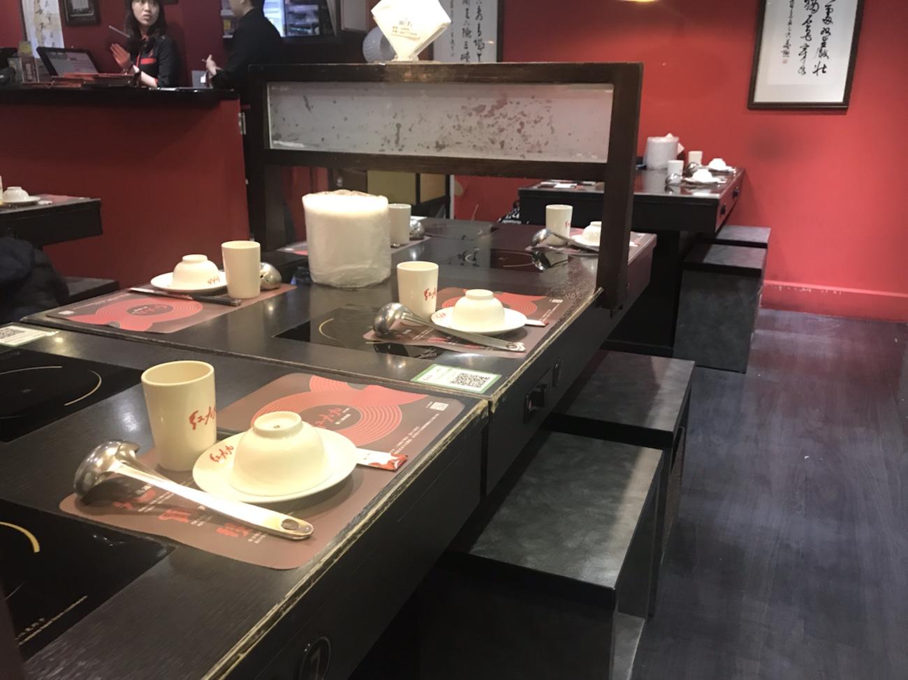 台湾一人旅おすすめグルメ「紅九九個人麻辣鍋」