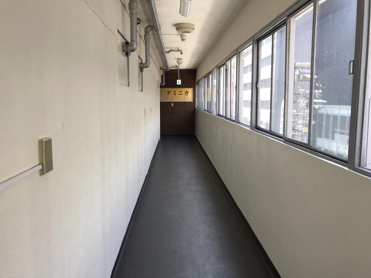 廊下スープカリードミニカ