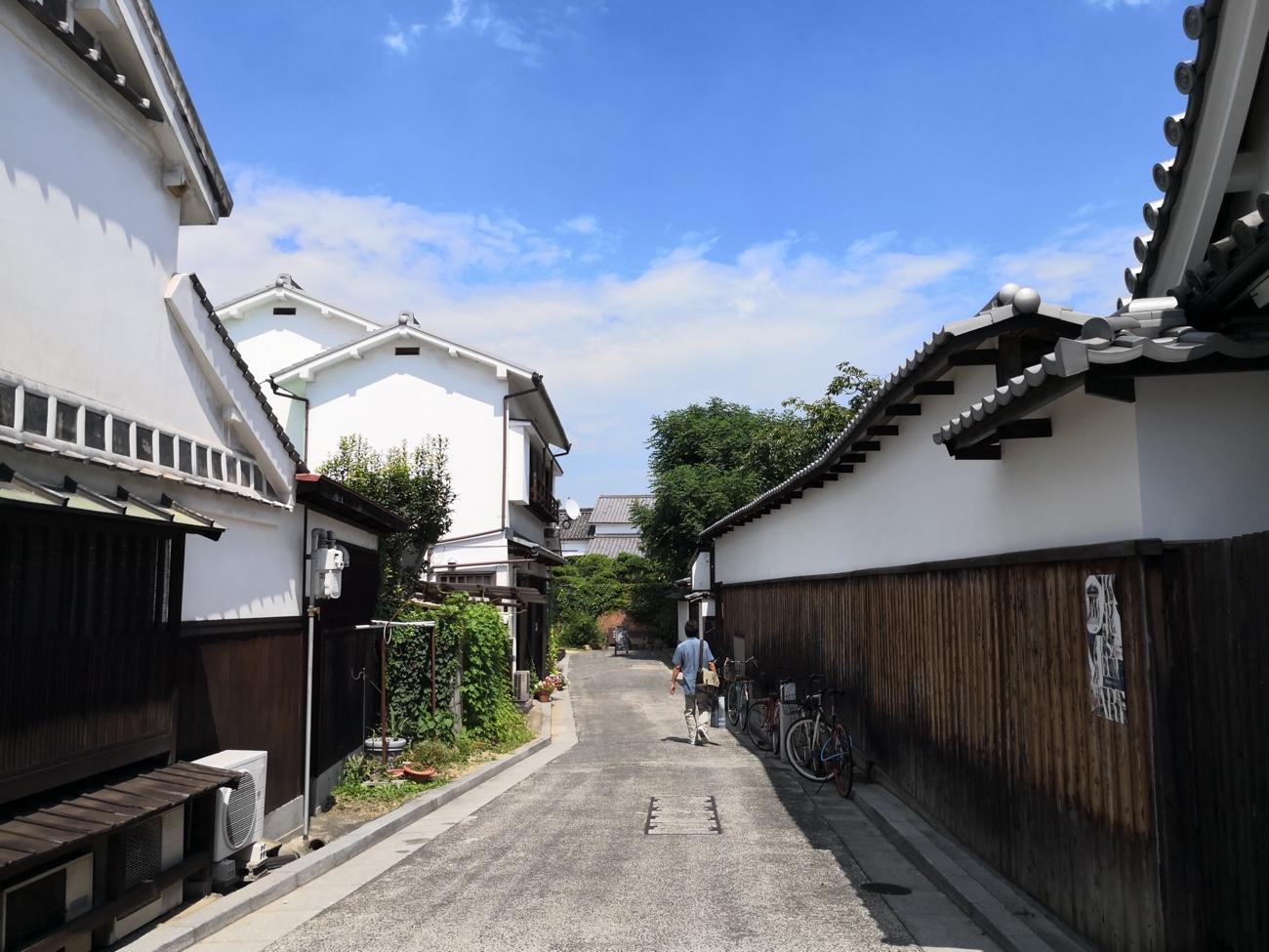 倉敷美観地区の歩き方