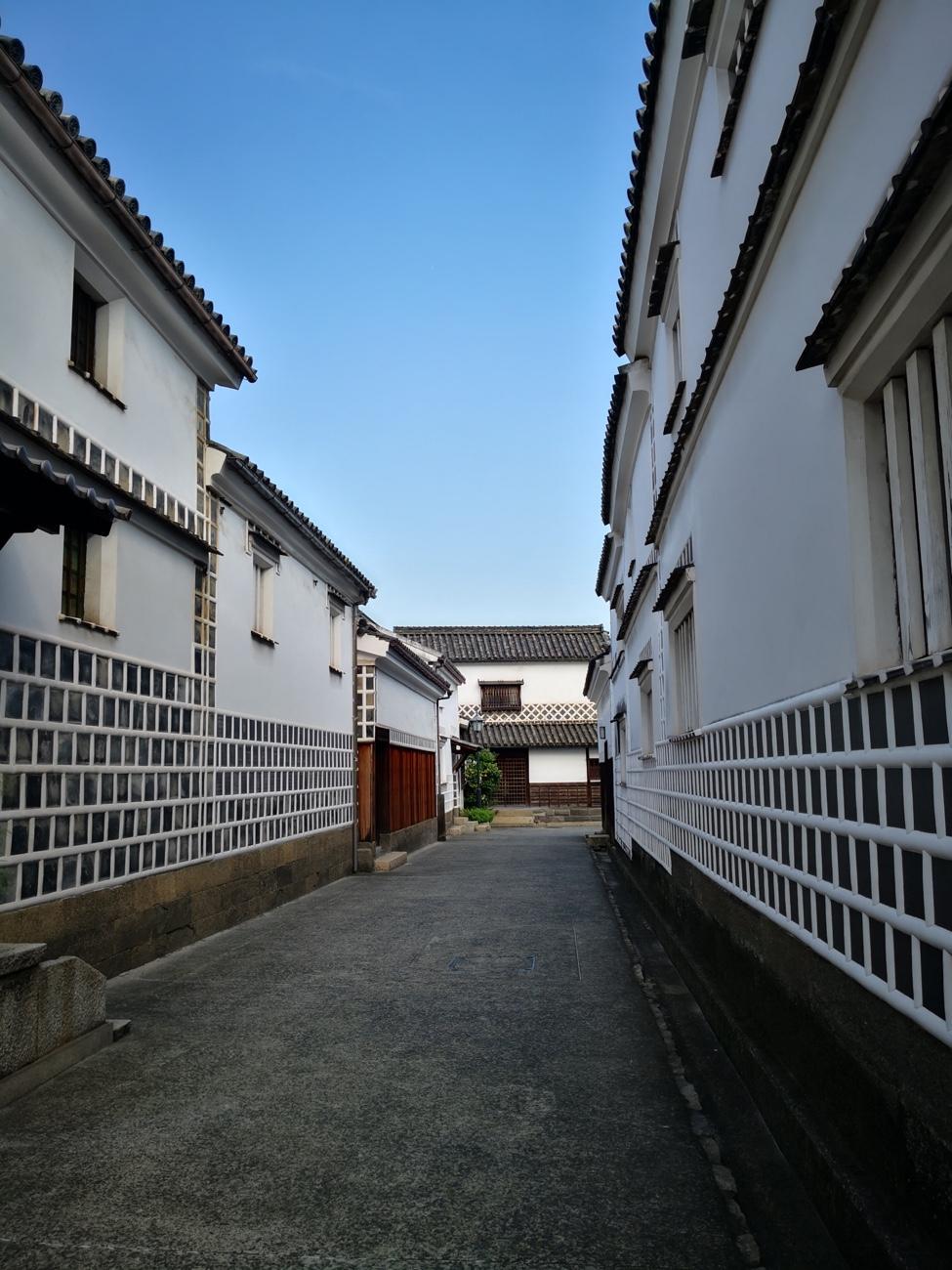 なまこ壁 倉敷美観地区歩き方ガイド