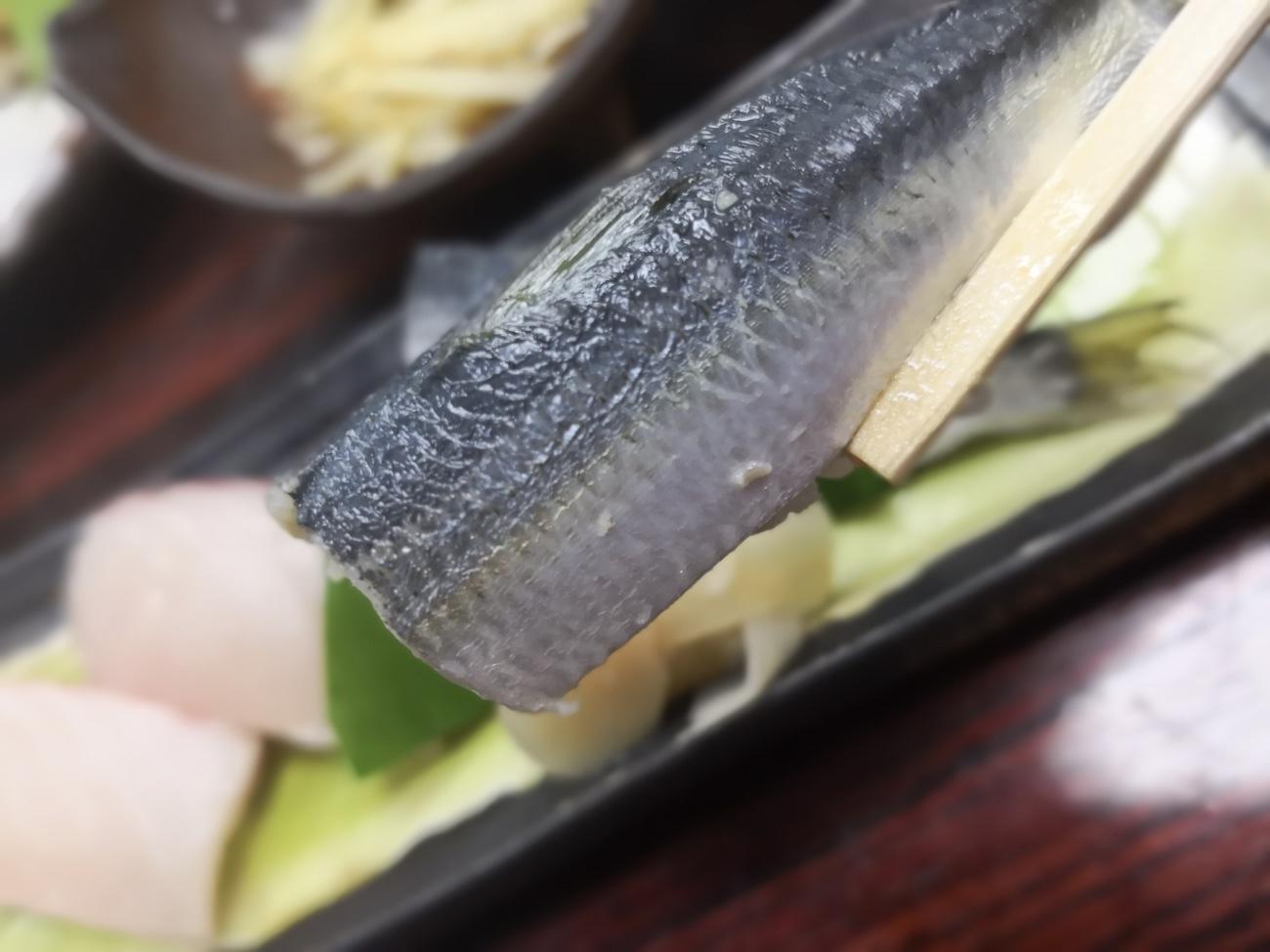 倉敷グルメ名物ままかり寿司