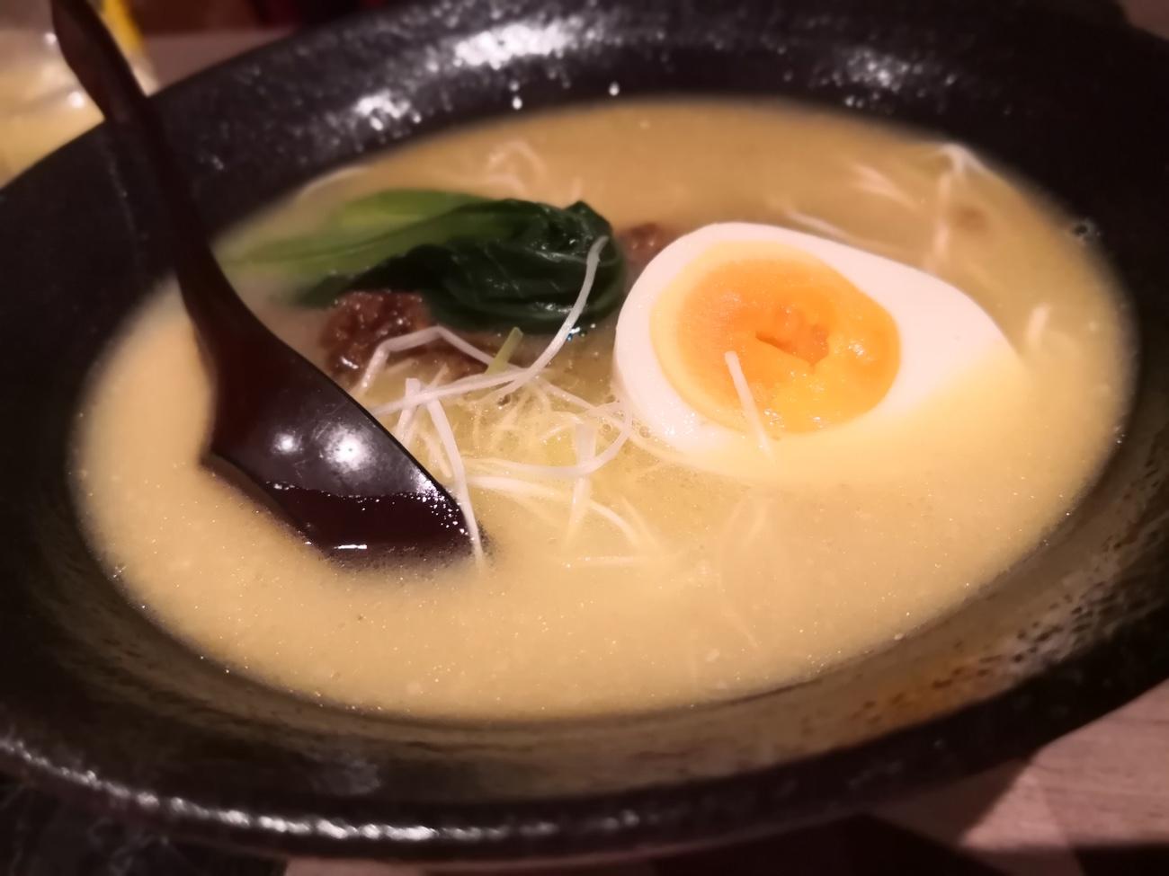 クアラルンプールグルメ ラーメン美味しい 新日本焼肉党クアラルンプール