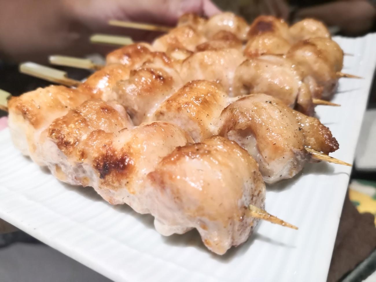 焼き鳥 クアラルンプール グルメ TORIDOKI(とりどき)