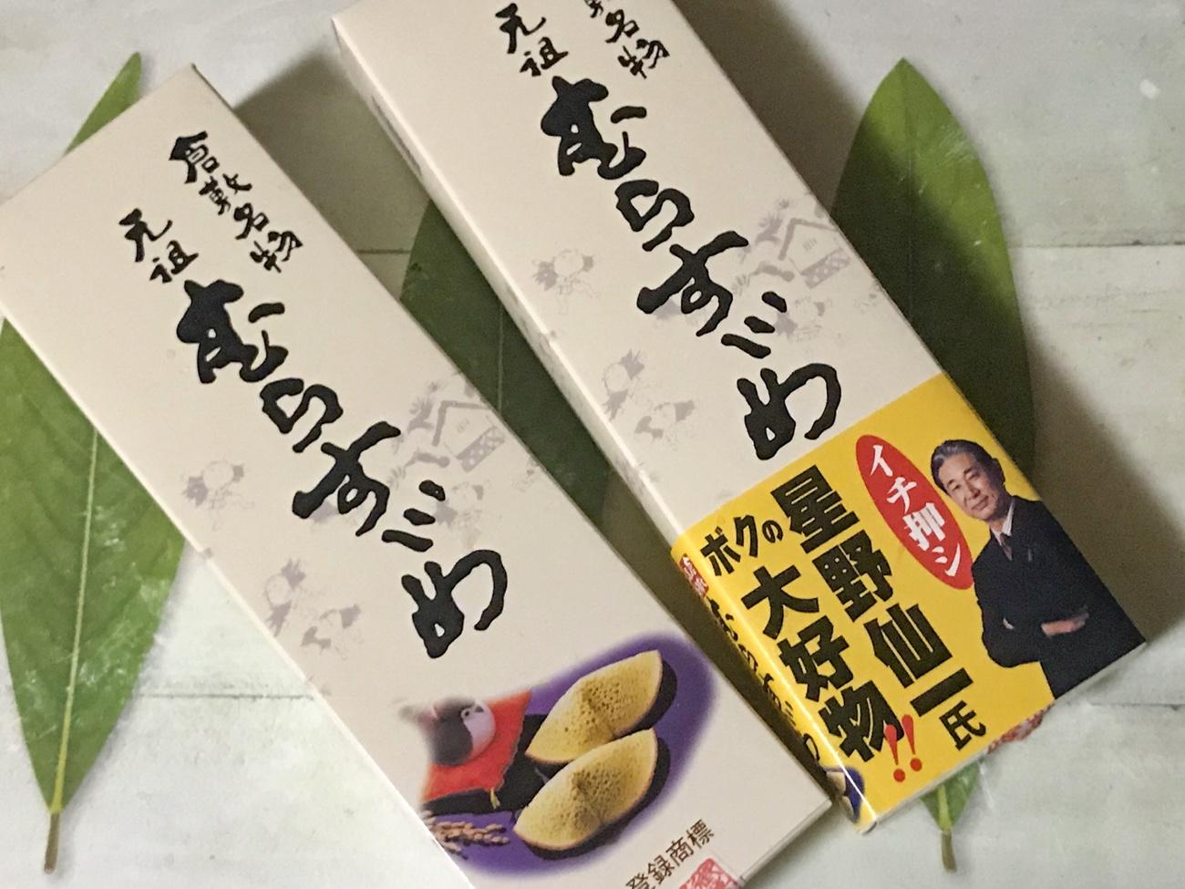 星野仙一記念館で買ったお土産ブログ