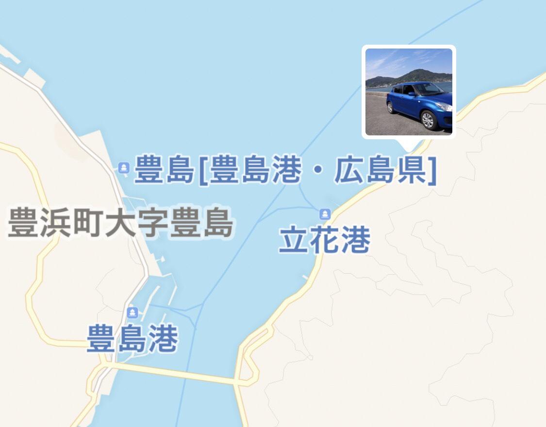 とびしま海道 地図