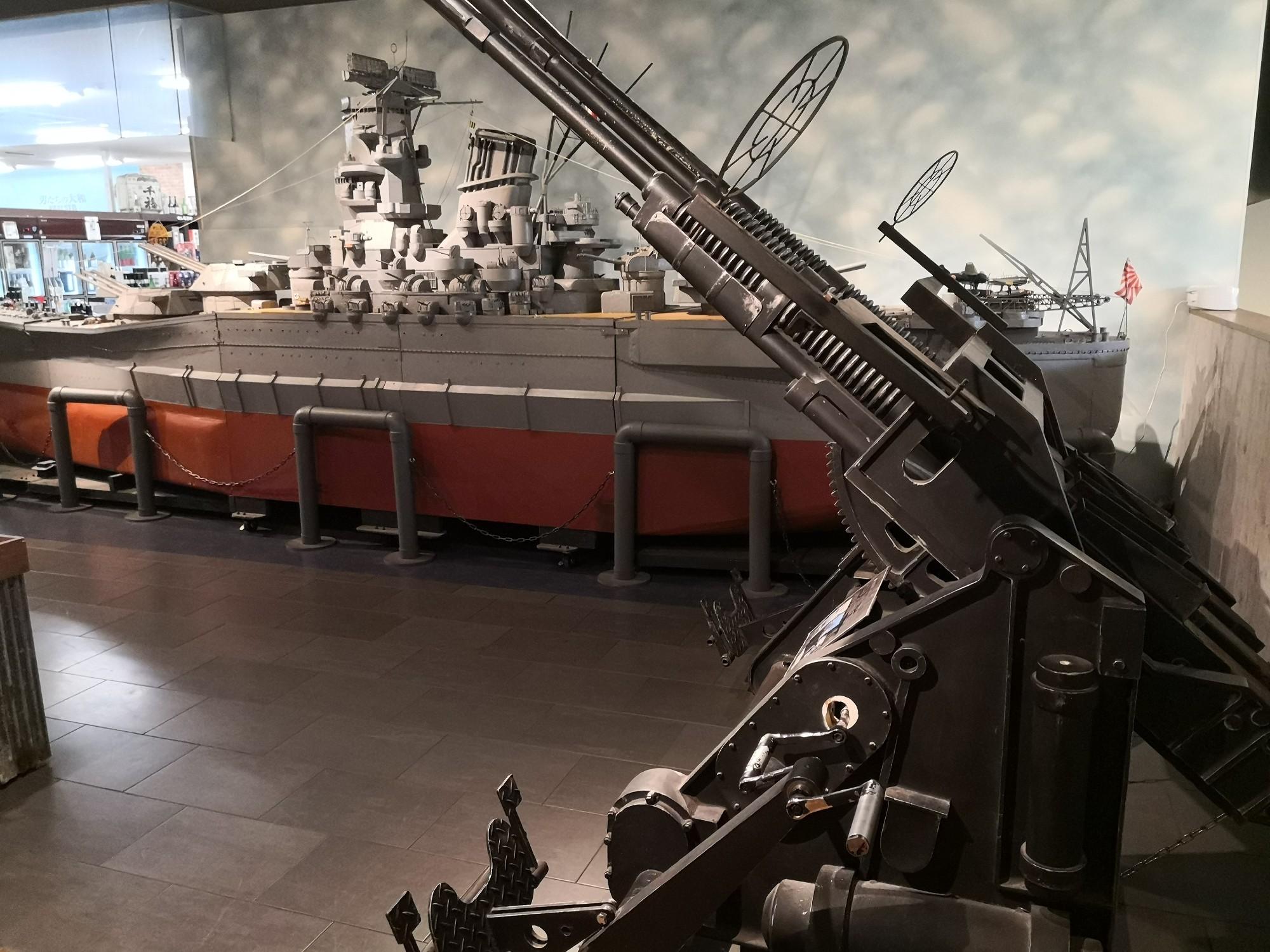 呉ハイカラ食堂の戦艦大和 呉グルメ観光おすすめブログ