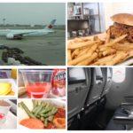 エアカナダ機内食・モントリオール国際空港のレストラン