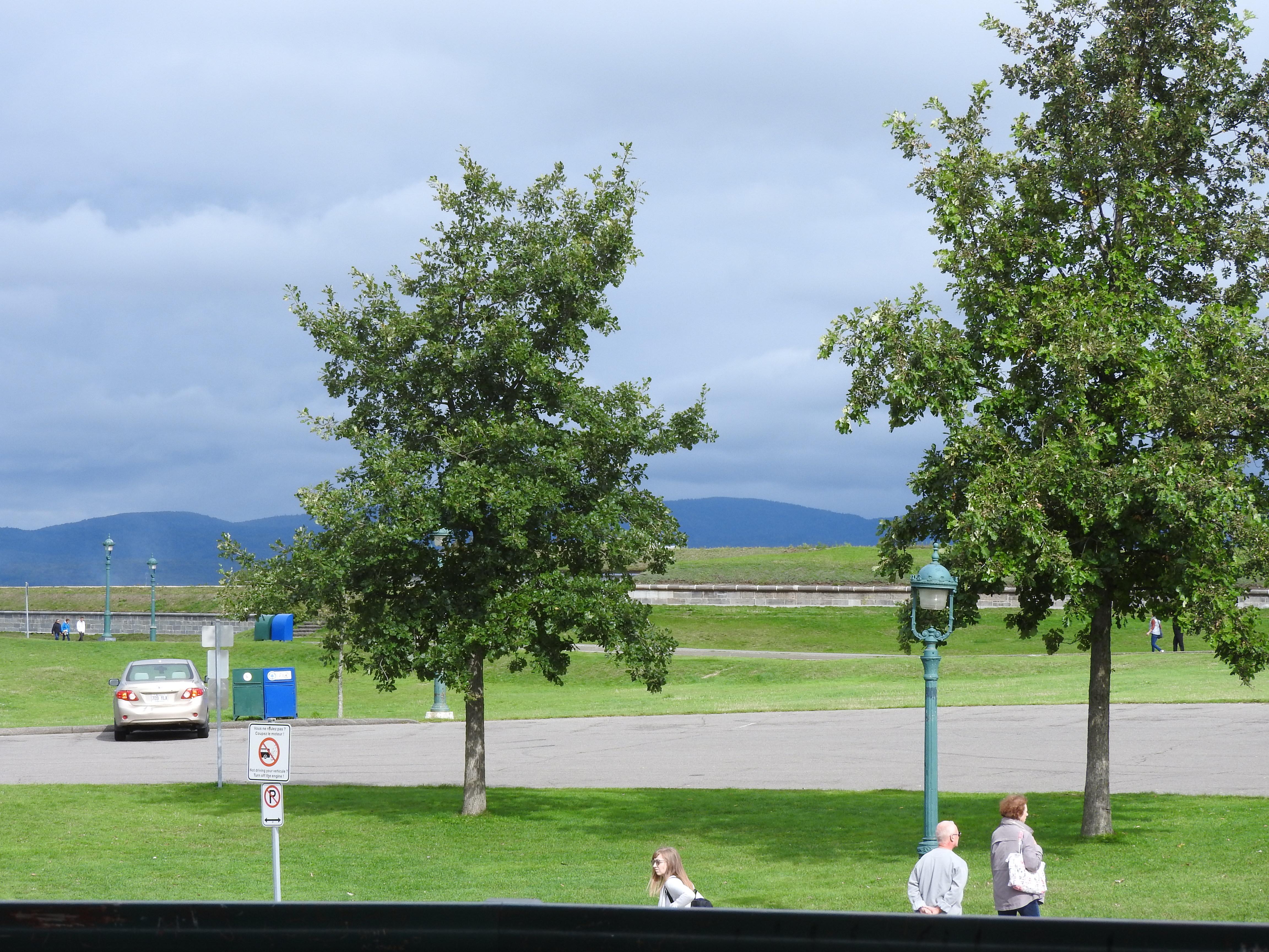 ケベックシティ 戦場公園 おすすめ観光 シタデル