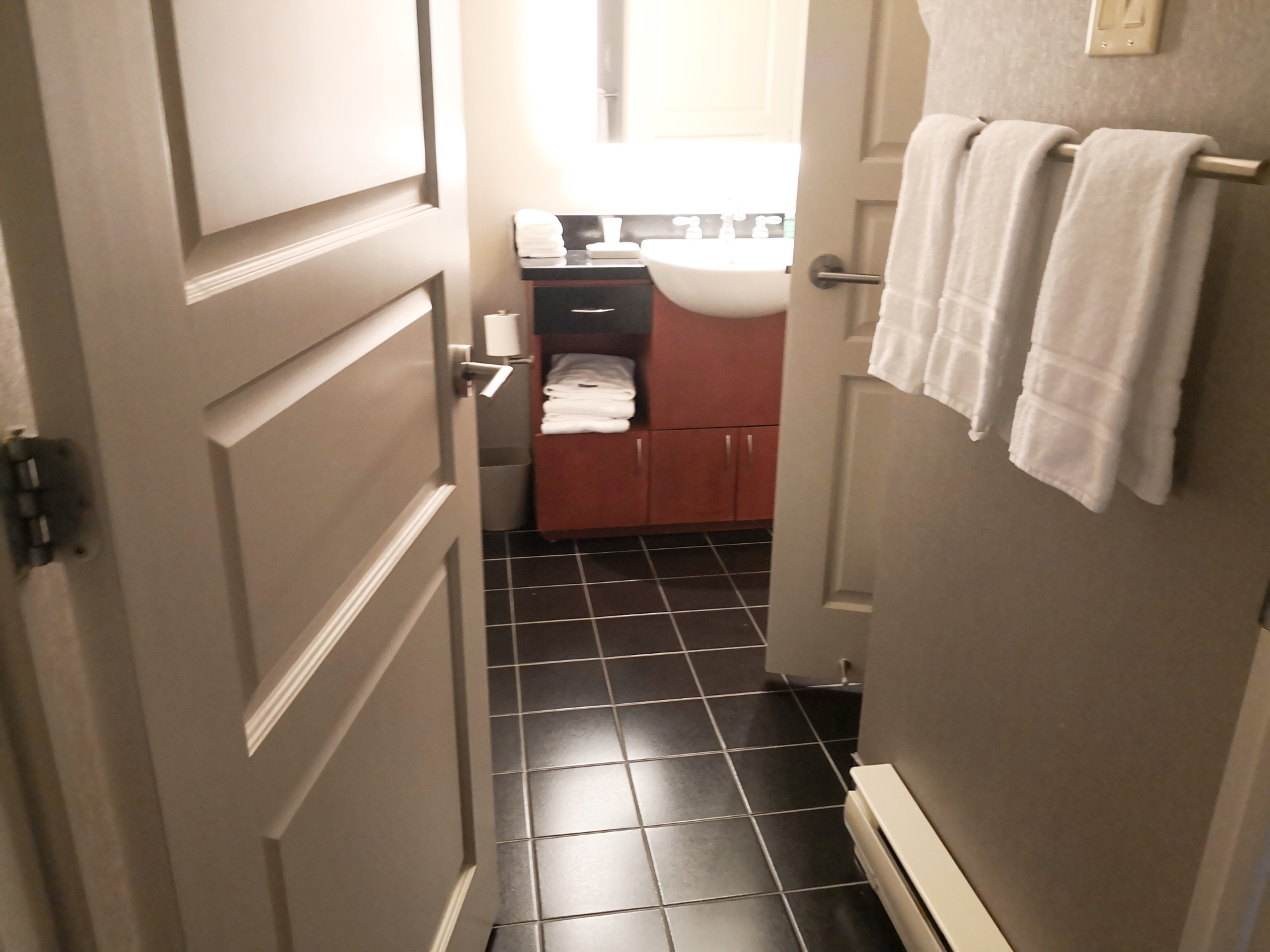 バスルーム ウェスティンホテルアメニティ ホワイトティー