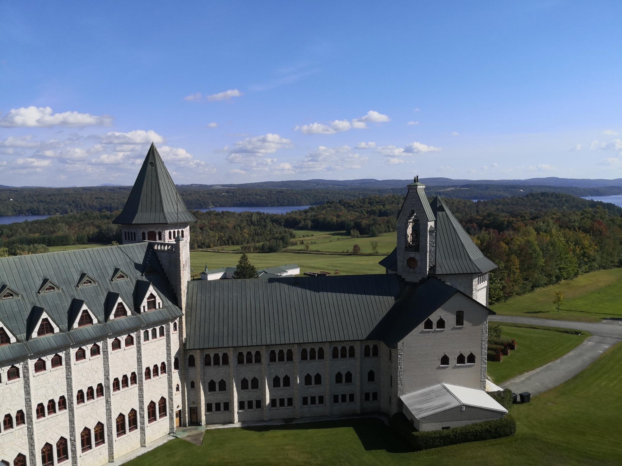 イースタンタウンシップスおすすめの修道院