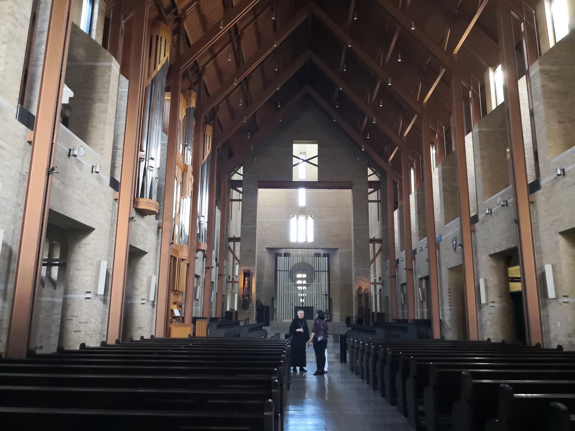 イースタンタウンシップス 修道院