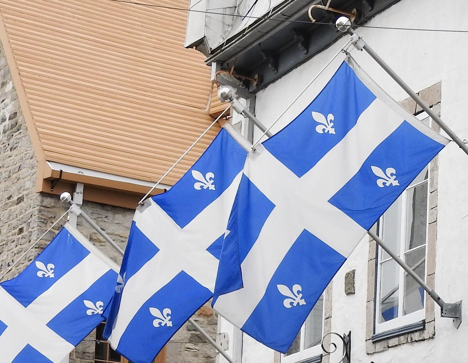 ケベック州旗の意味