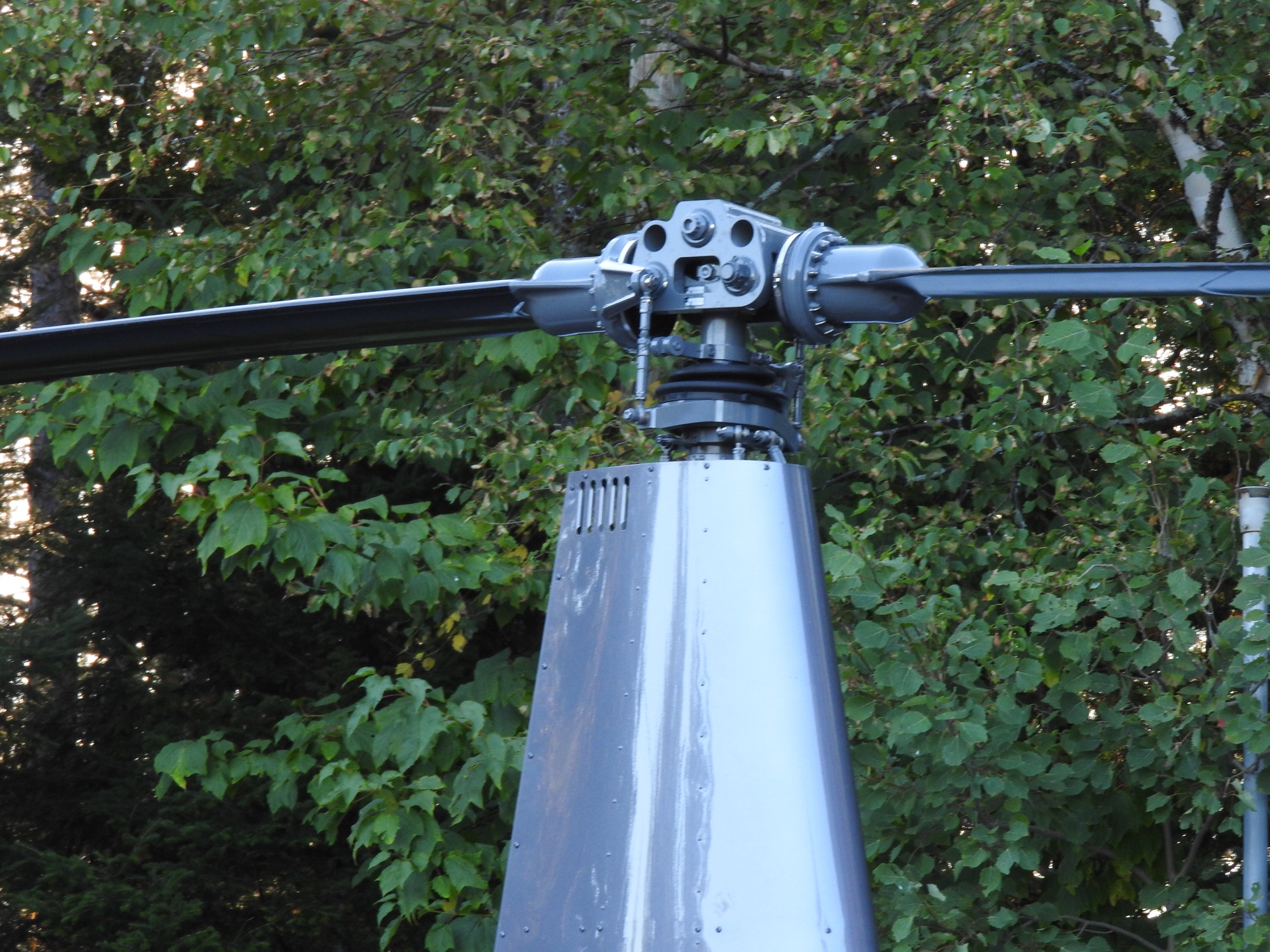 紅葉のローレンシャンを堪能できるヘリコプター遊覧飛行