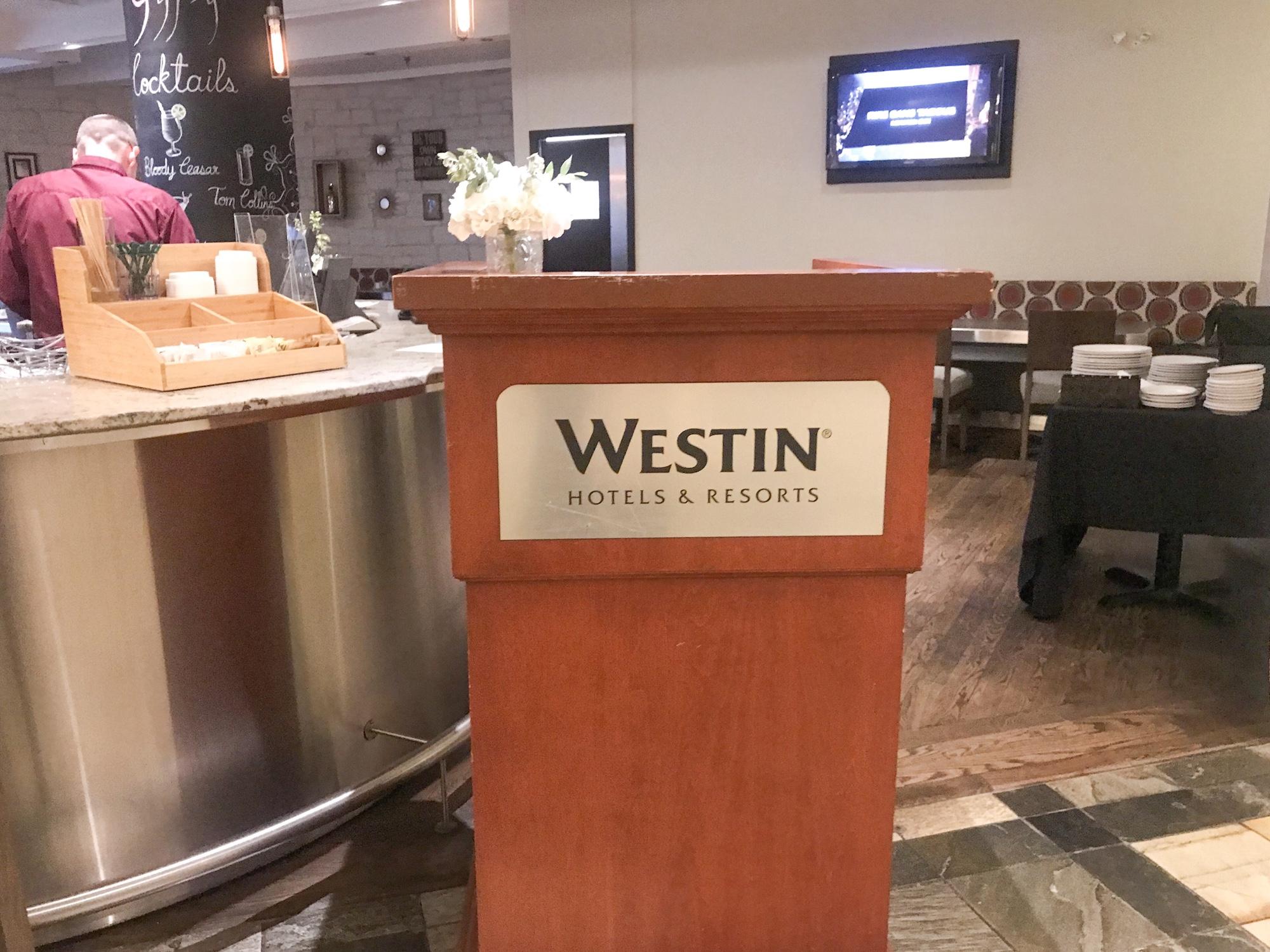 ウェスティンホテル 朝食ビュッフェ