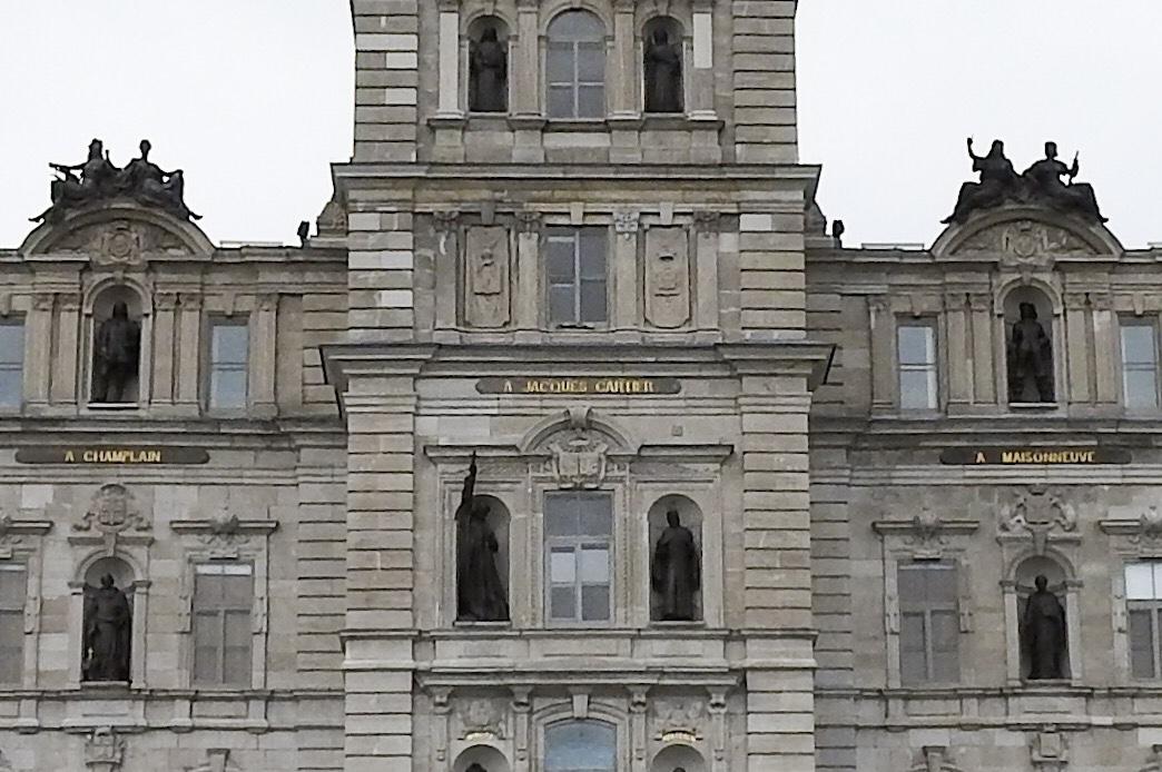 ケベックシティ観光おすすめ ケベック州議事堂