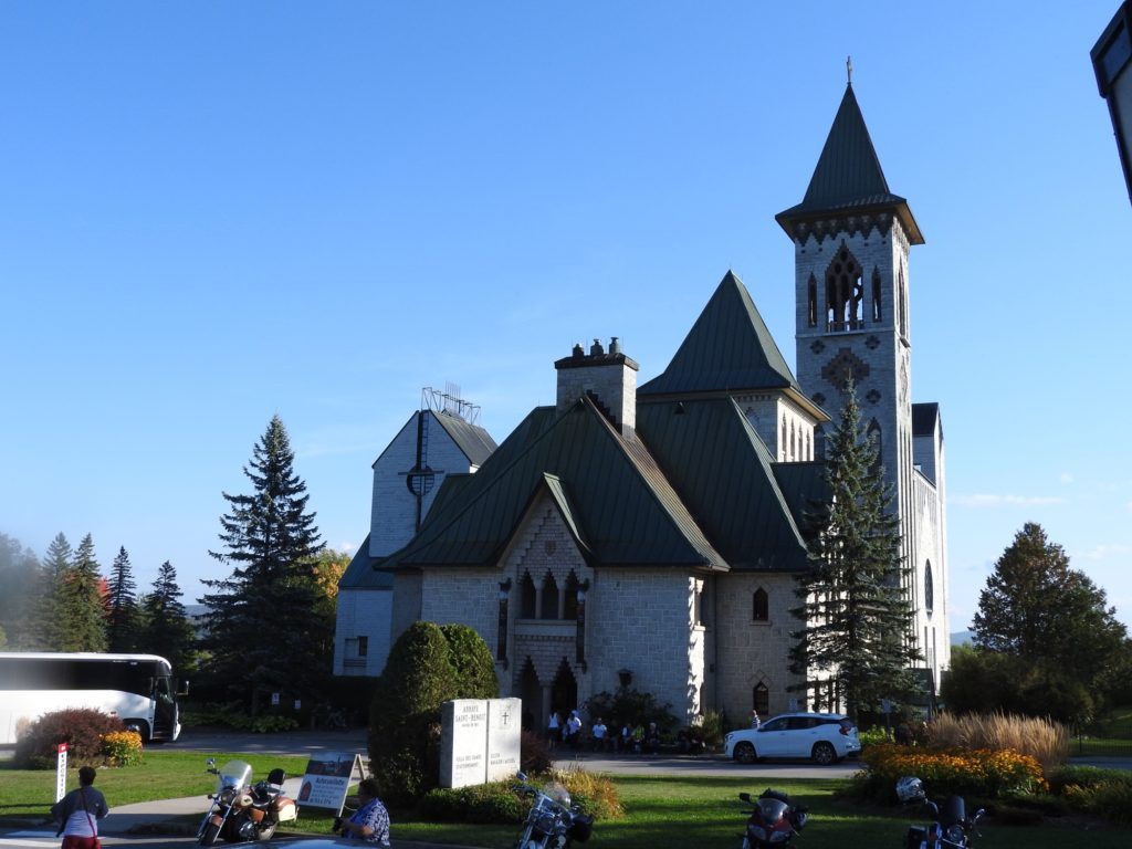 イースタンタウンシップス修道院