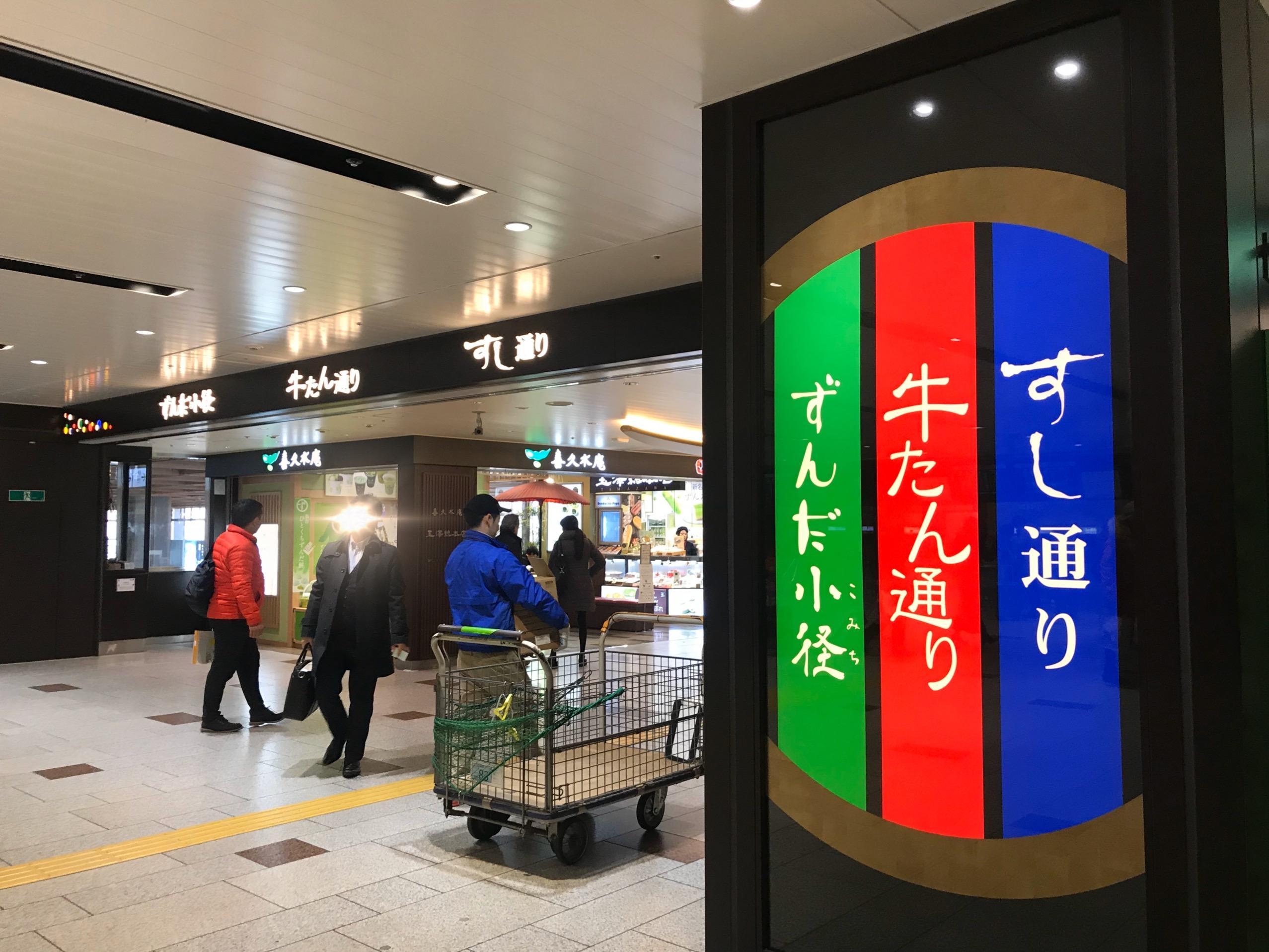 仙台駅 寿司通りおすすめ