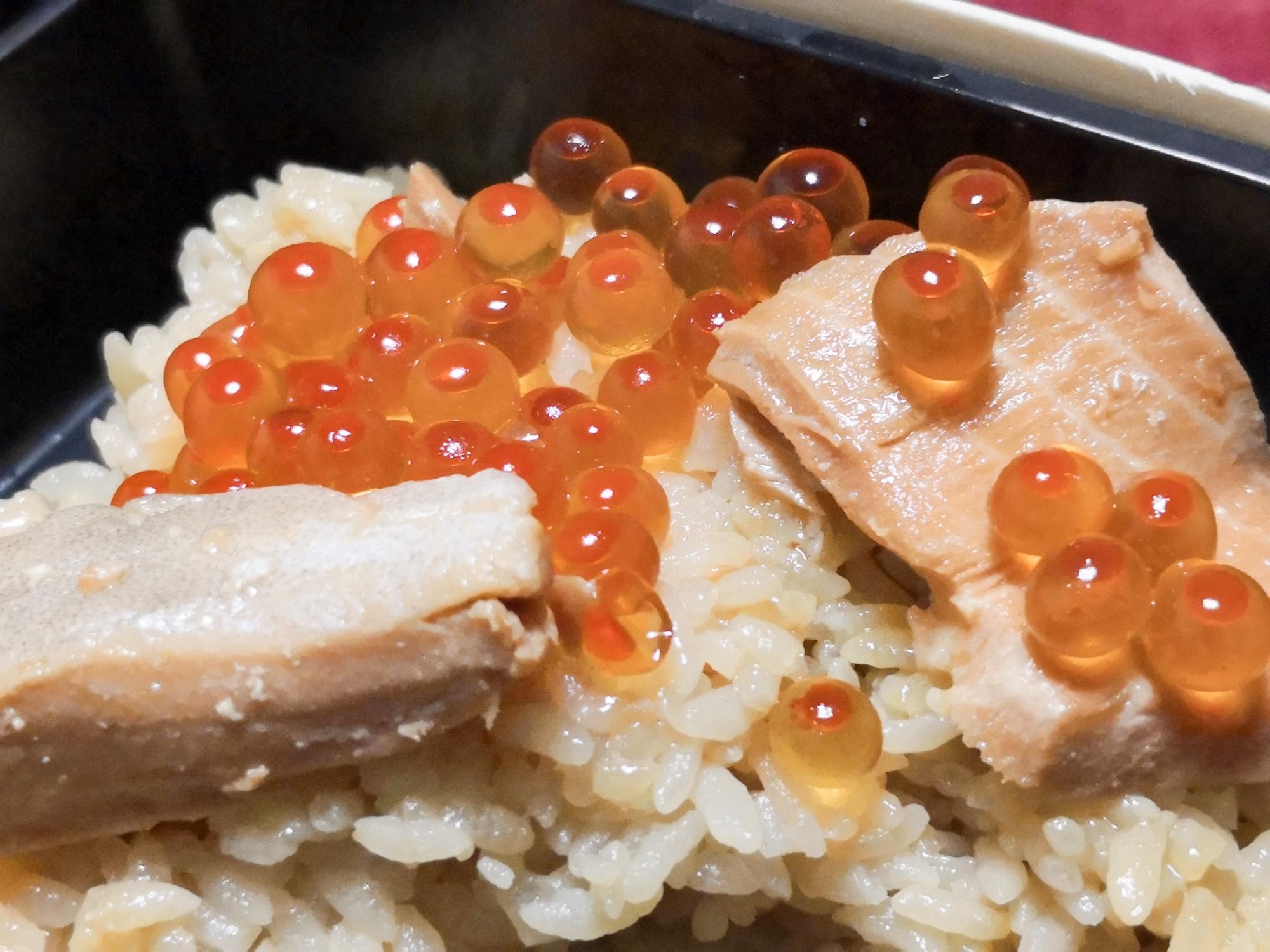 仙台駅弁 おすすめはらこ飯