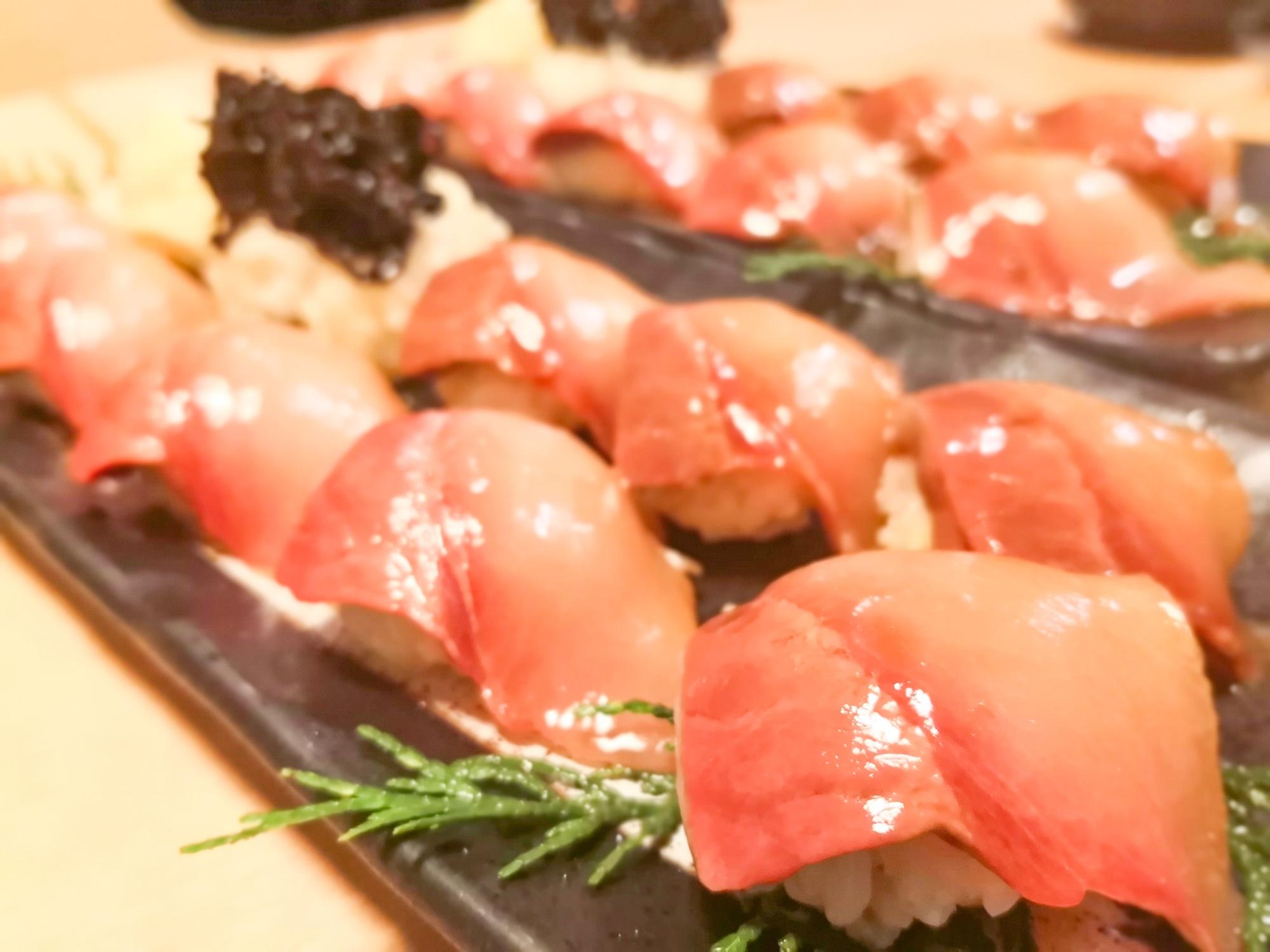 池袋 八丈島のおすすめメニュー 島寿司